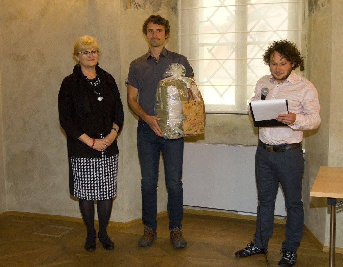 Vernisáž - výstava Příběhy české přírody ve Středočeském muzeu v Roztoky